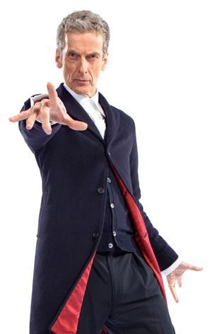 12th - Peter Capaldi