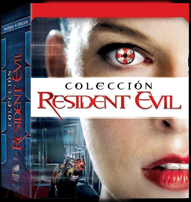 Resident Evil Movie Collection
