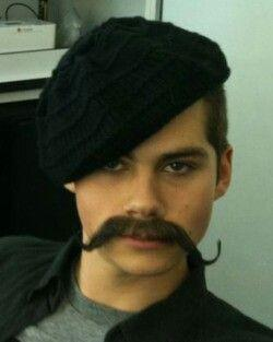 Dylan MustachiO'Brien (this isn't a character I just wanted to make that pun)