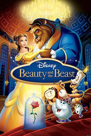 Beauty and the Beast Animation