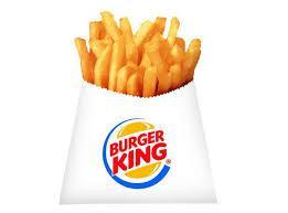 Burger Kings Fries!