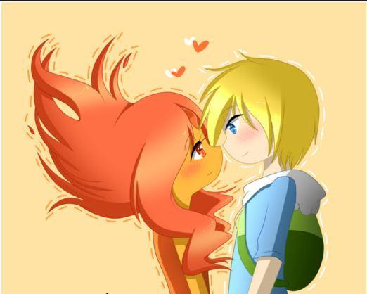 Finn And Flame princess