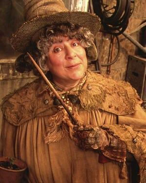 Professor Sprout!