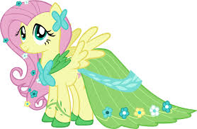 fluttershy is the best one