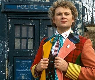 Colin Baker (6th Doctor)
