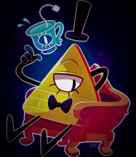 Bill Cipher <3