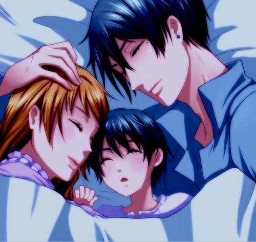 Reunite Ciel and his parents