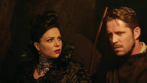Outlaw Queen (Regina and Robin)