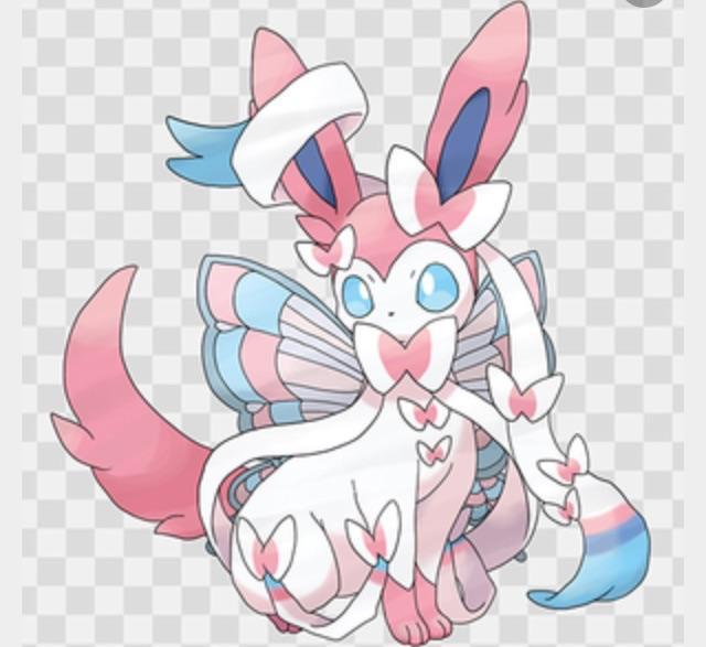 Mega Sylveon