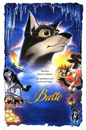 Tv show on Balto (Animated)