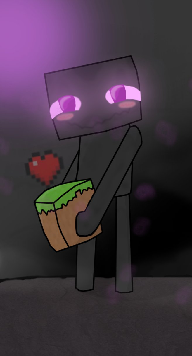 Enderman,I Choose You!