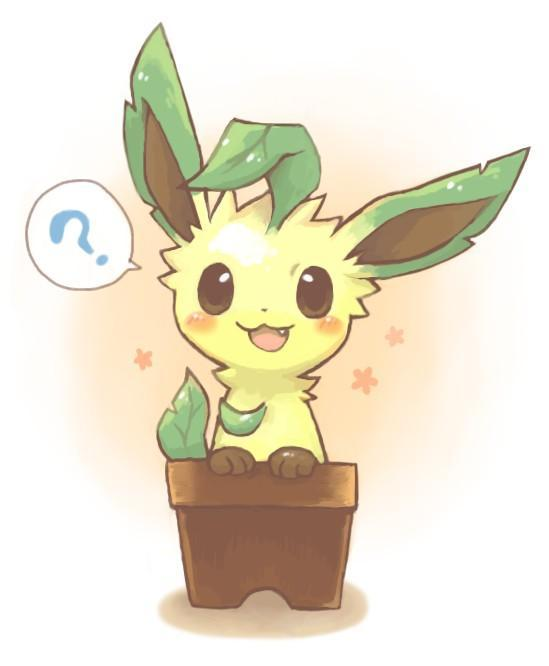 Grow your own Leafeon!