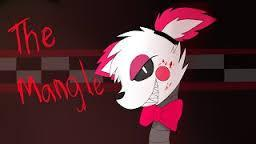 Fan art Mangle (not made by me)