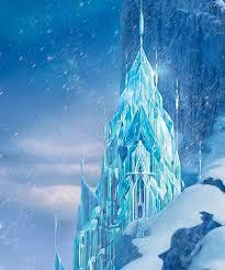 Castle 5(Castle of ice)(Frozen)