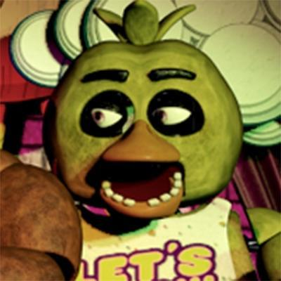 Chica from the first game