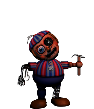 Withered Balloon Boy