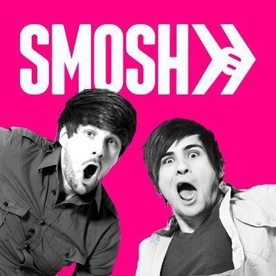 Smosh ( I dont watch he )