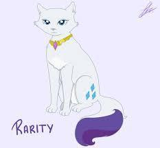 Rarity cat form