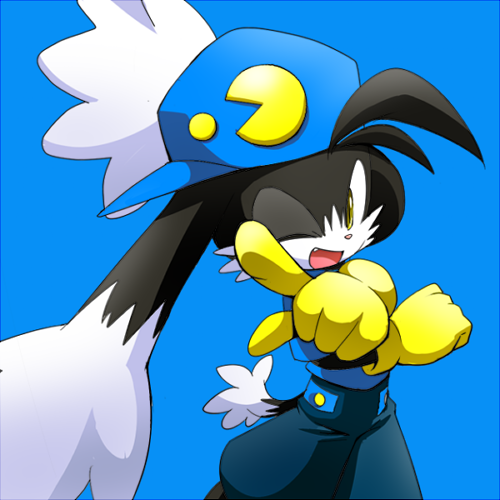 Klonoa (my vote :3)