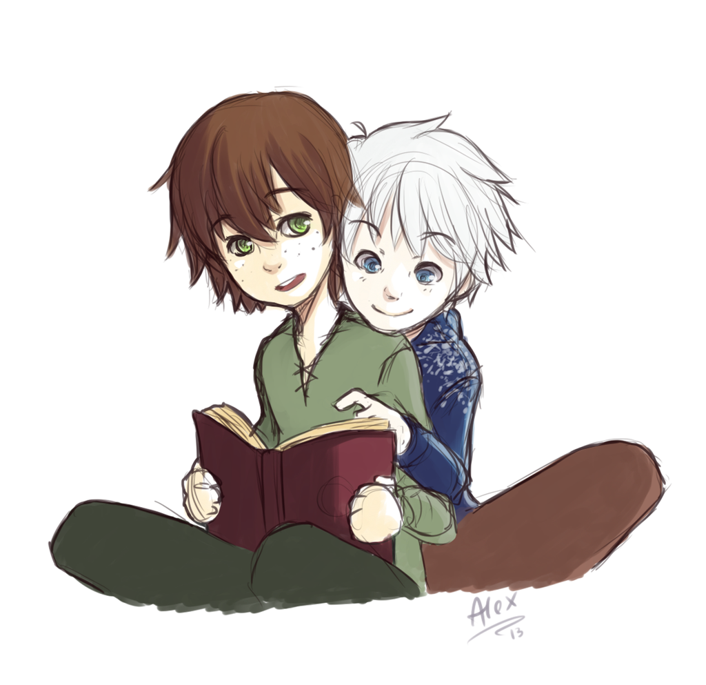 Jack x Hiccup