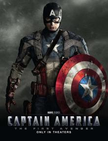 Captain America First Averger