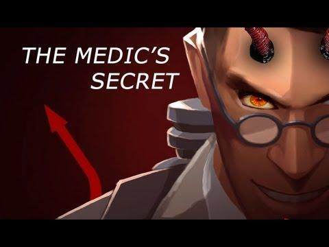 The Medic's Secret [Team Fortress 2]