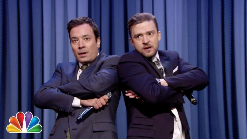 History of Rap 5 (Jimmy Fallon & Justin Timberlake)