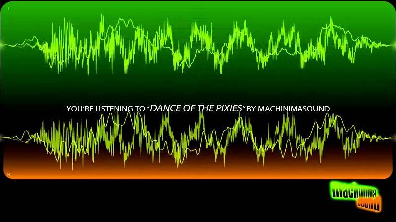 Dance of the Pixies by Jens Kiilstofte (Machinimasound)