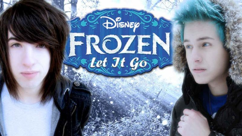 FROZEN - LET IT GO {COVER}