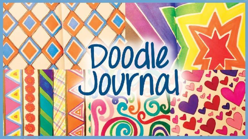 DIY Doodle Journal!