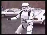 Staw Wars Clone - Try To Watch Without Laughing or Grinning