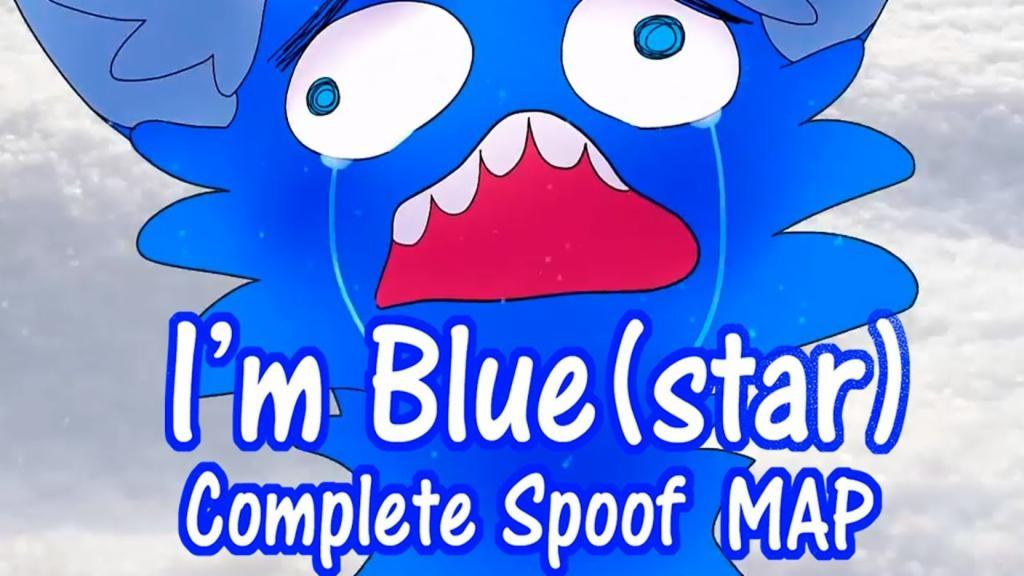 I'm Blue(star) | Complete Spoof MAP