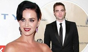 Robert Pattinson and Katy Perry spotted at wedding rehearsal... as it's claimed friendship caused Kristen Stewart split | Mail Online