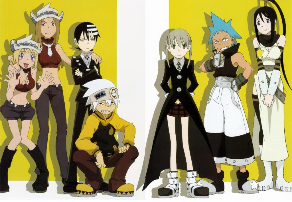 Soul Eater Personality