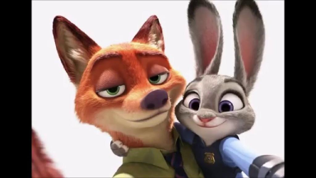 Gift Of A Friend-(Zootopia) Nick and Judy Tribute
