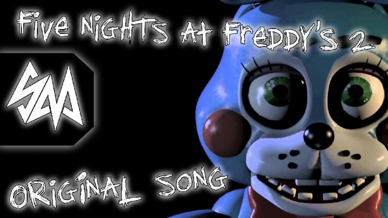 Sayonara Maxwell - Five Nights At Freddy's 2 - song
