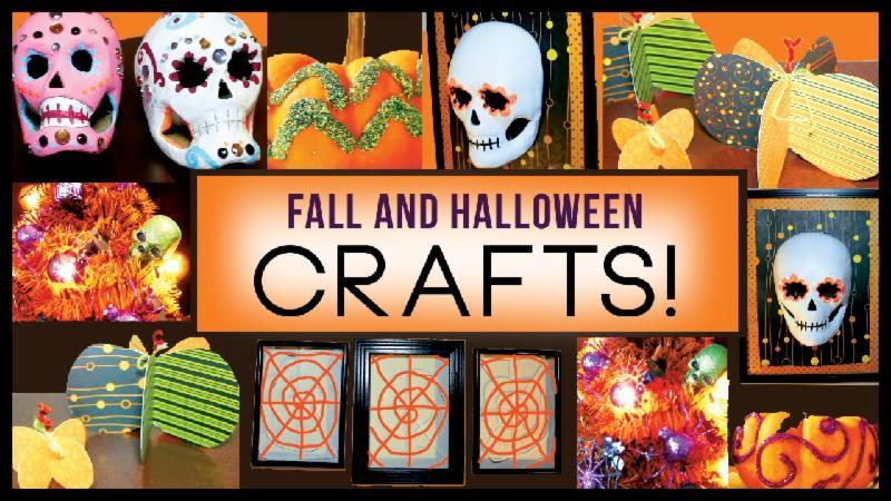 DIY Fall & Halloween Crafts ✽ Room Decor & Decorations!