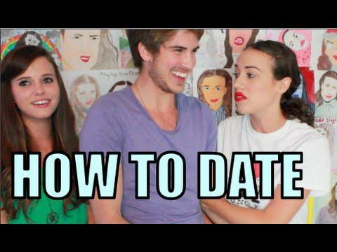 HOW TO GO ON A DATE - w/ Tiffany Alvord & Joey Graceffa