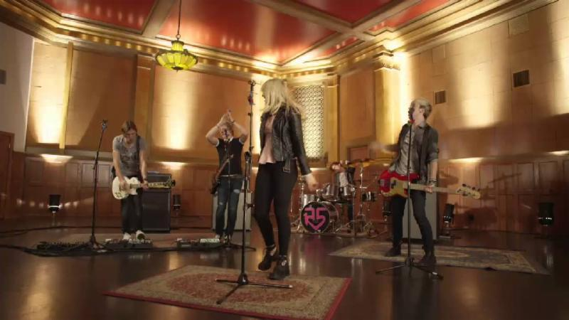 R5 -- #RockthatRock (Official Ring Pop Music Video)