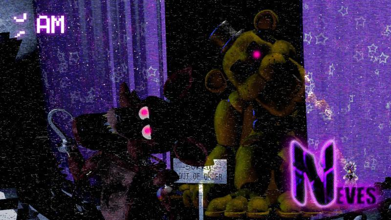Five Nights at Freddy's Remix - Neves