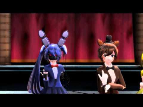 [MMD Five nights at Freddy's] Song