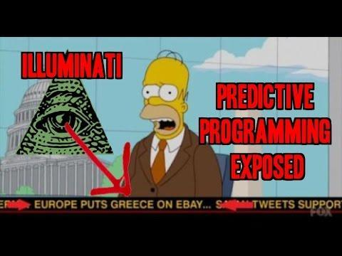 "SIMPSONS ""GREECE COLLAPSE"" ILLUMINATI PREDICTIVE PROGRAMMING EXPOSED"