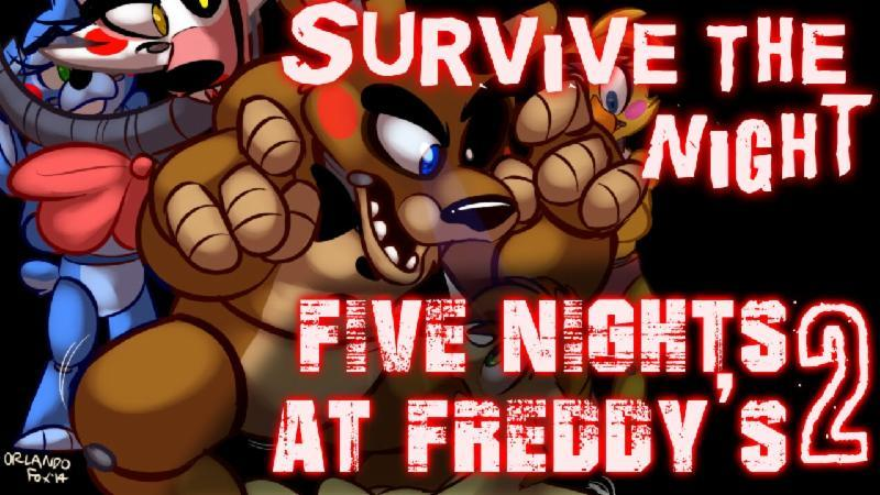"""Survive the Night"" - Five Nights at Freddy's 2 song by MandoPony"