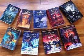 How well do you know the Percy Jackson book series?