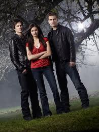 Vampires, Diaries and Love
