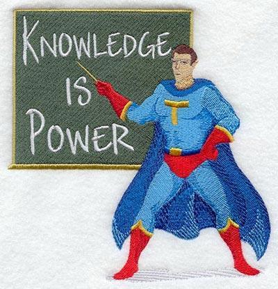 all about your knowledge