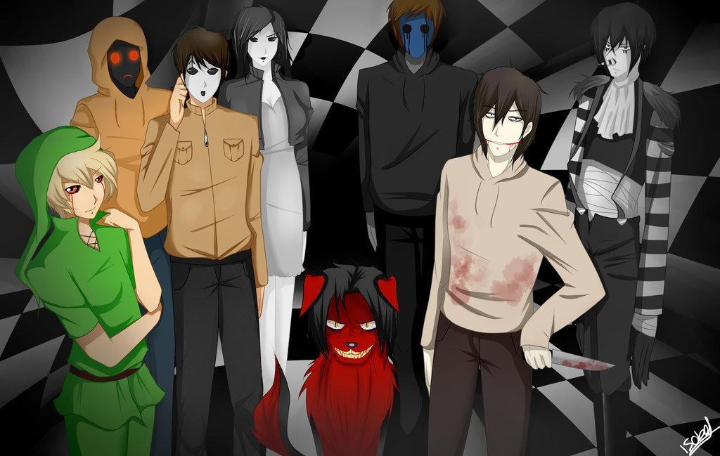 what creepypasta will you be partners with?