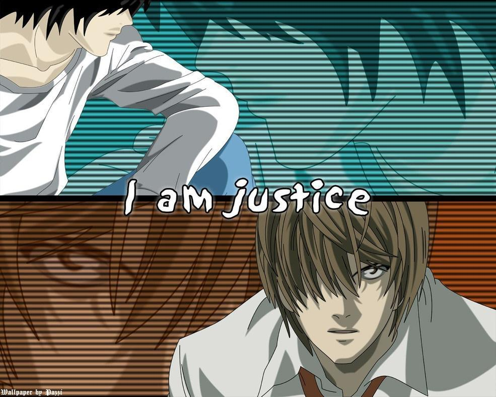 Death note: are you Light or L?
