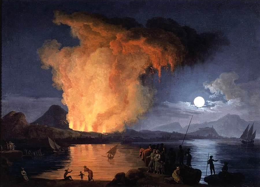 Do you know mount vesuvius well?
