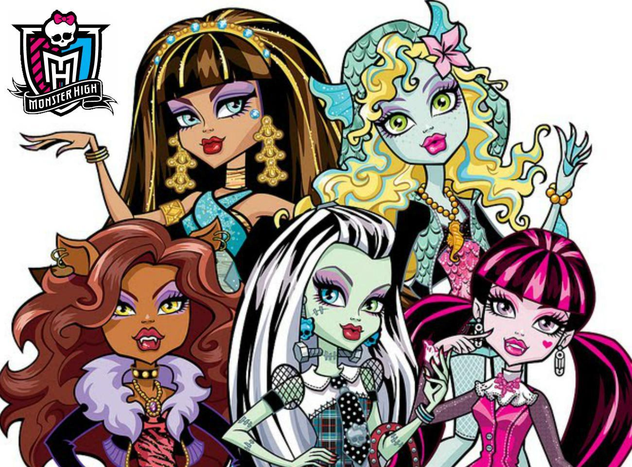 Which Monster High Character are You? (1)